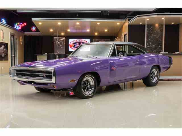 Picture of Classic '70 Charger R/T located in Plymouth Michigan - MFK6