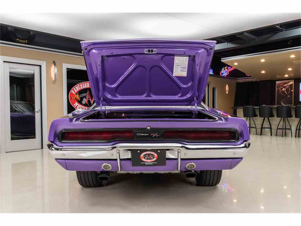 1970 dodge charger r t for sale cc 1046598 for Vanguard motors plymouth michigan