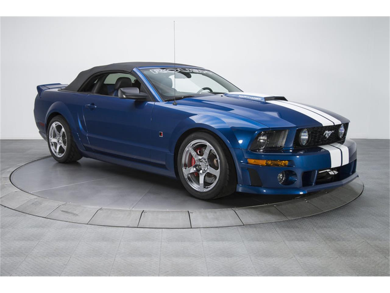 Large Picture of '07 Mustang Offered by RK Motors Charlotte - MFKM