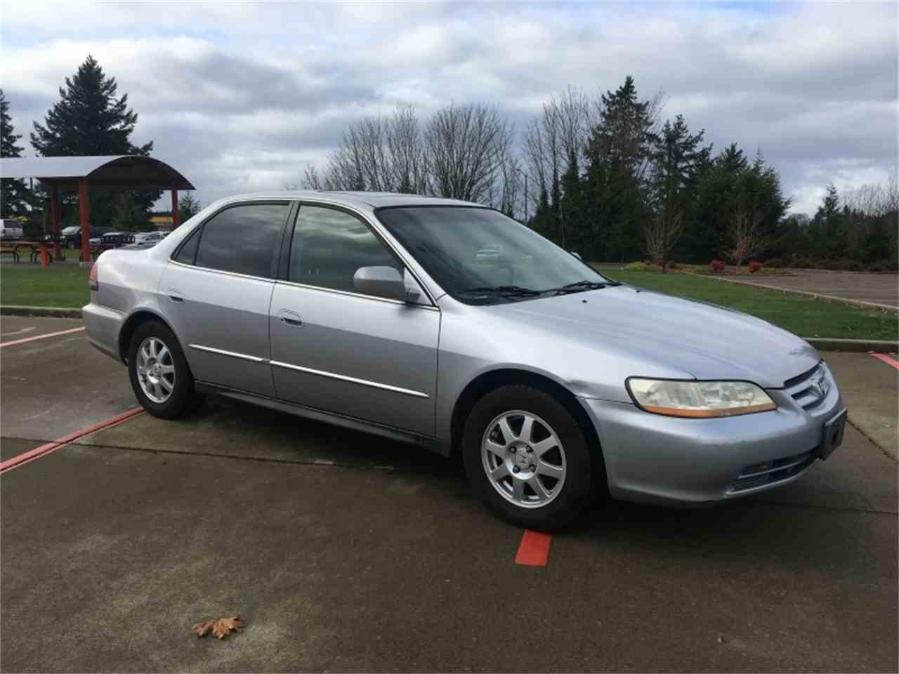 2002 honda accord for sale cc 1046618 for Honda accord old model