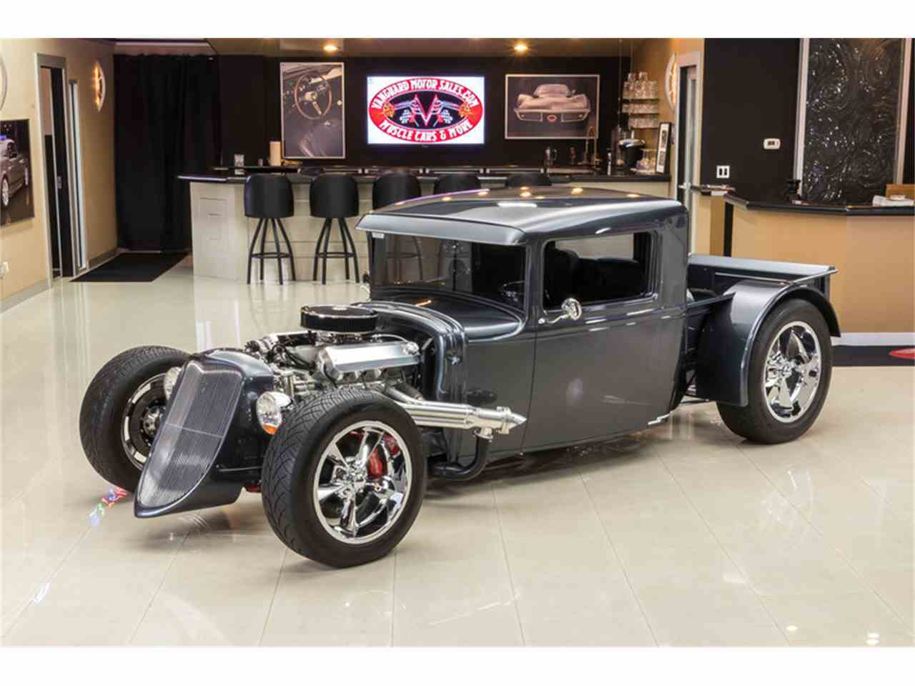 1930 Ford Model A Pickup Street Rod for Sale | ClassicCars.com ...