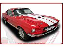 Picture of Classic 1967 Shelby GT500 located in Indiana - $299,900.00 Offered by Masterpiece Vintage Cars - MFLG
