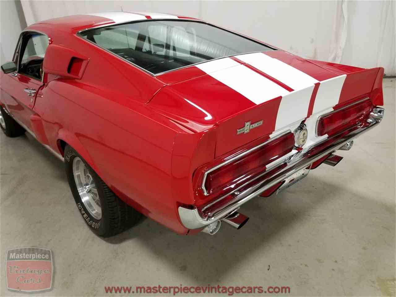 Large Picture of Classic 1967 Shelby GT500 Offered by Masterpiece Vintage Cars - MFLG