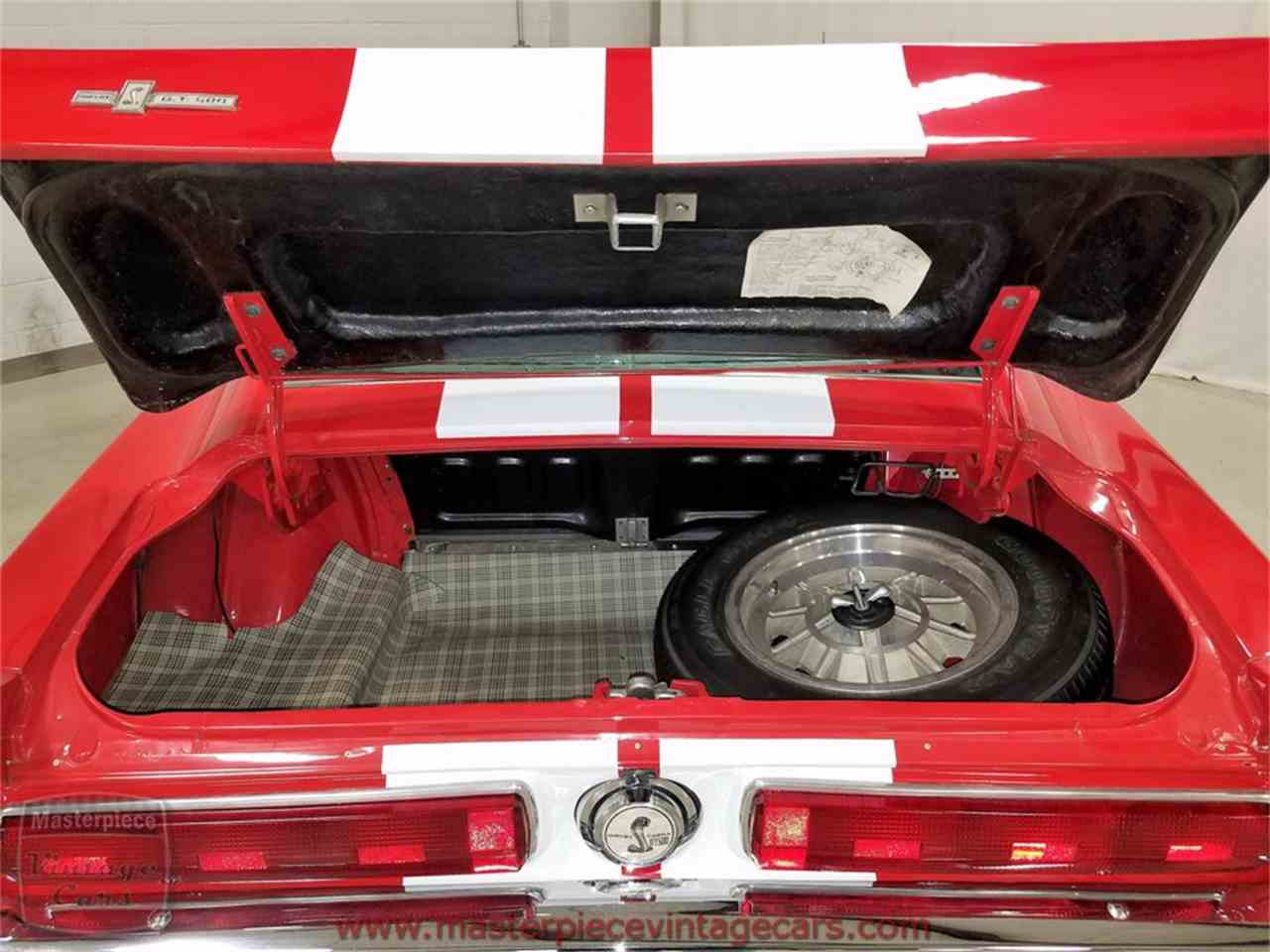 Large Picture of 1967 GT500 - $299,900.00 Offered by Masterpiece Vintage Cars - MFLG