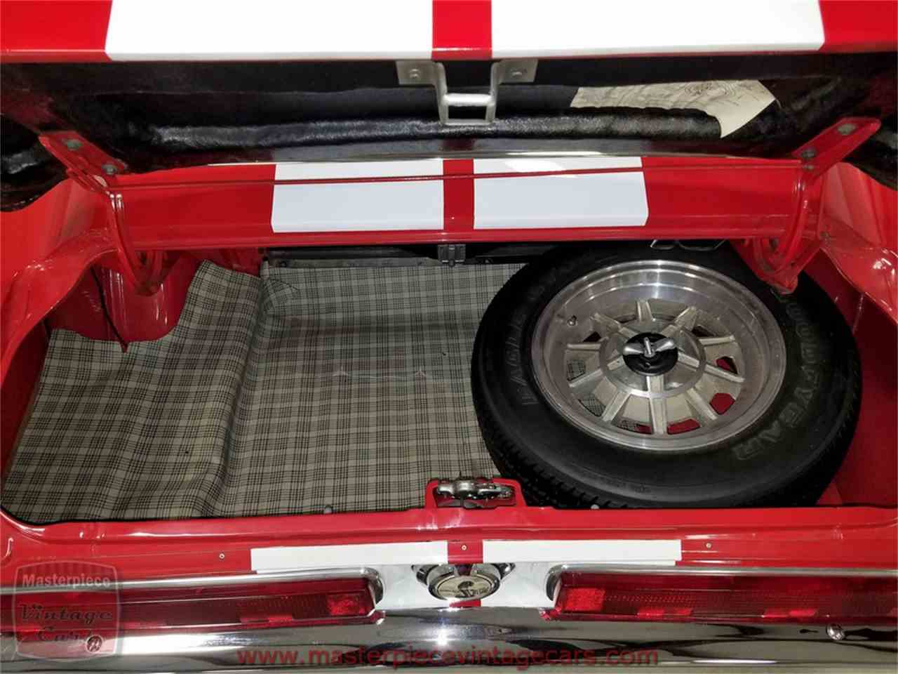 Large Picture of Classic 1967 Shelby GT500 located in Whiteland Indiana - $299,900.00 Offered by Masterpiece Vintage Cars - MFLG
