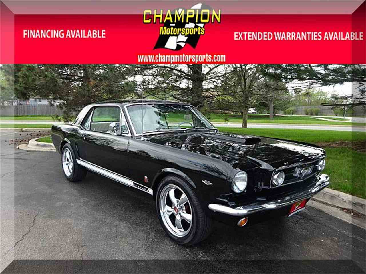 Large Picture of '65 Mustang GT - MFM1