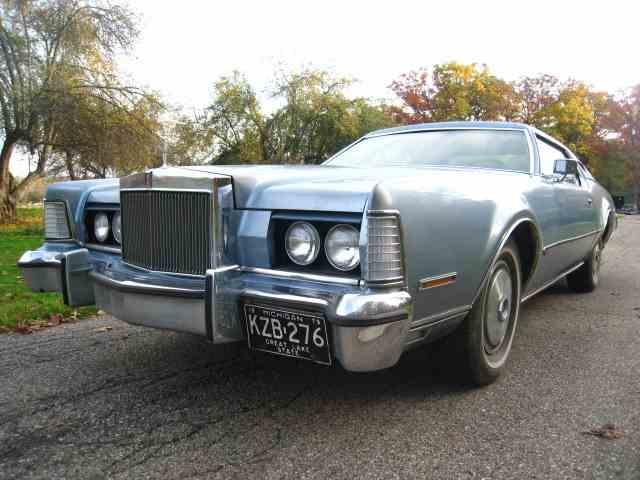 Picture of 1973 Lincoln Continental Mark IV located in MICHIGAN - $6,990.00 - MFM5