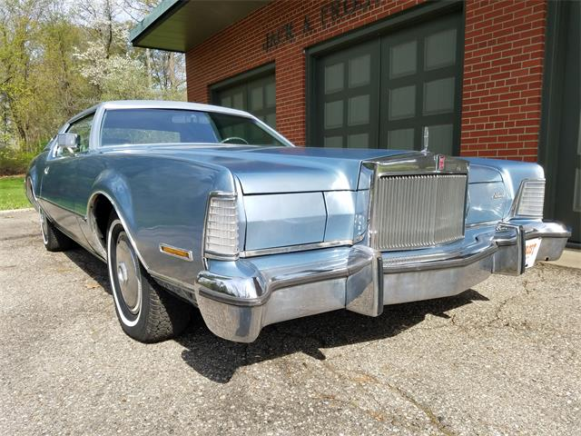 Picture of '73 Continental Mark IV - MFM5