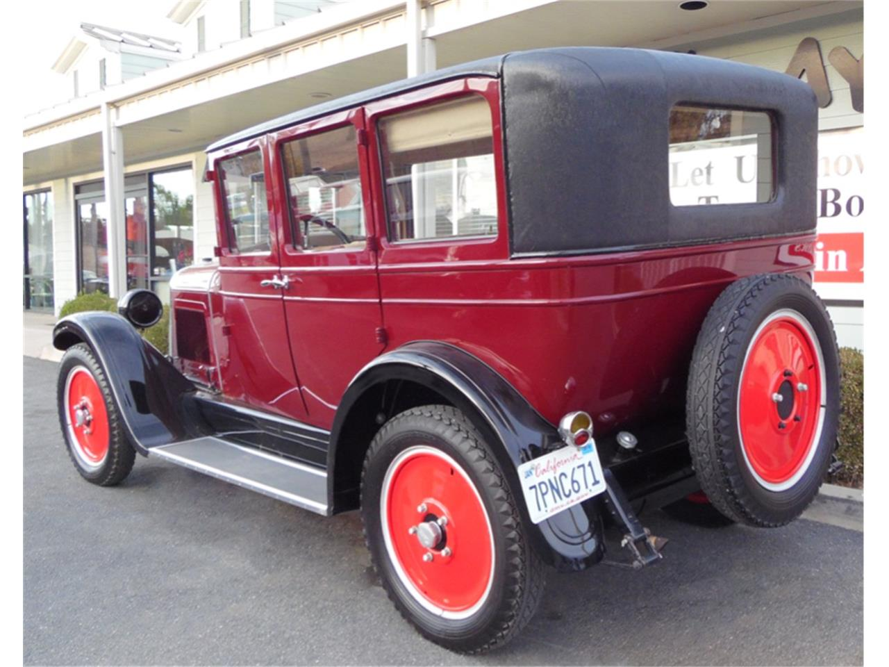 Large Picture of Classic '25 Willys Sedan located in Redlands California Offered by Play Toys Classic Cars - MFMK