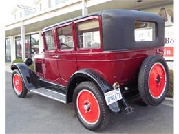Picture of Classic 1925 Willys Sedan - MFMK
