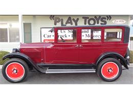 Picture of 1925 Sedan - $9,995.00 Offered by Play Toys Classic Cars - MFMK