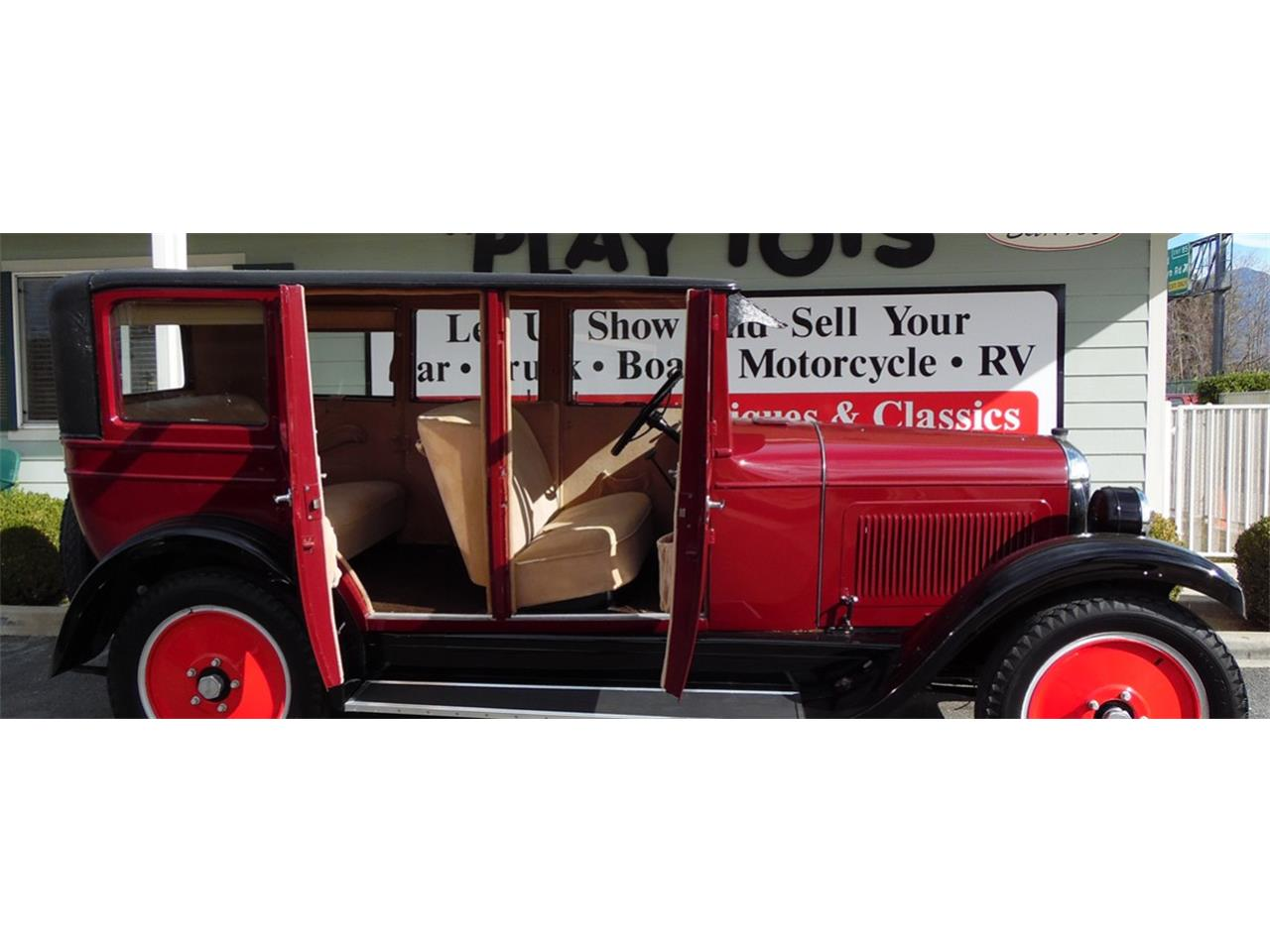 Large Picture of '25 Sedan located in Redlands California - $9,995.00 Offered by Play Toys Classic Cars - MFMK