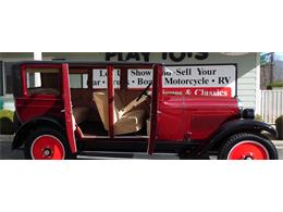 Picture of 1925 Sedan located in Redlands California - $9,995.00 Offered by Play Toys Classic Cars - MFMK