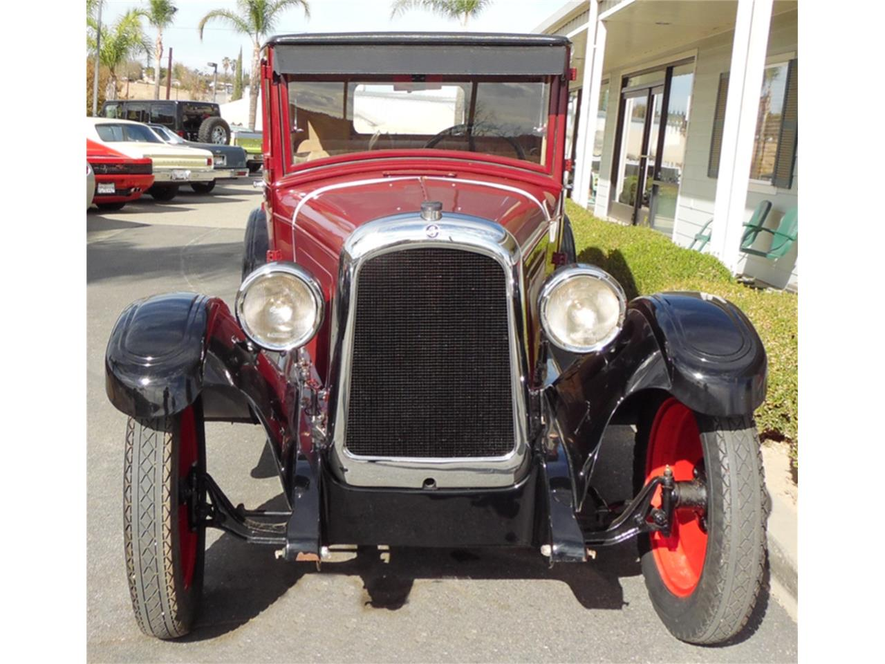 Large Picture of '25 Willys Sedan - $9,995.00 Offered by Play Toys Classic Cars - MFMK