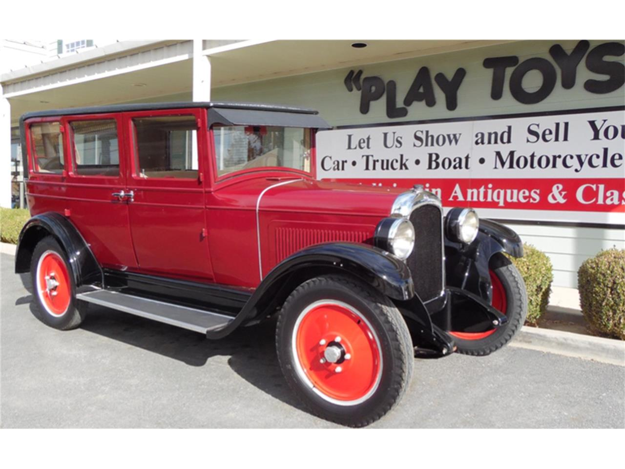 Large Picture of 1925 Willys Sedan located in Redlands California - $9,995.00 - MFMK