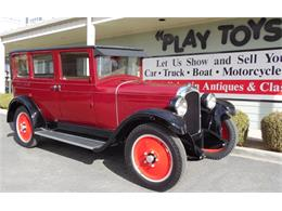 Picture of Classic 1925 Willys Sedan - $9,995.00 - MFMK