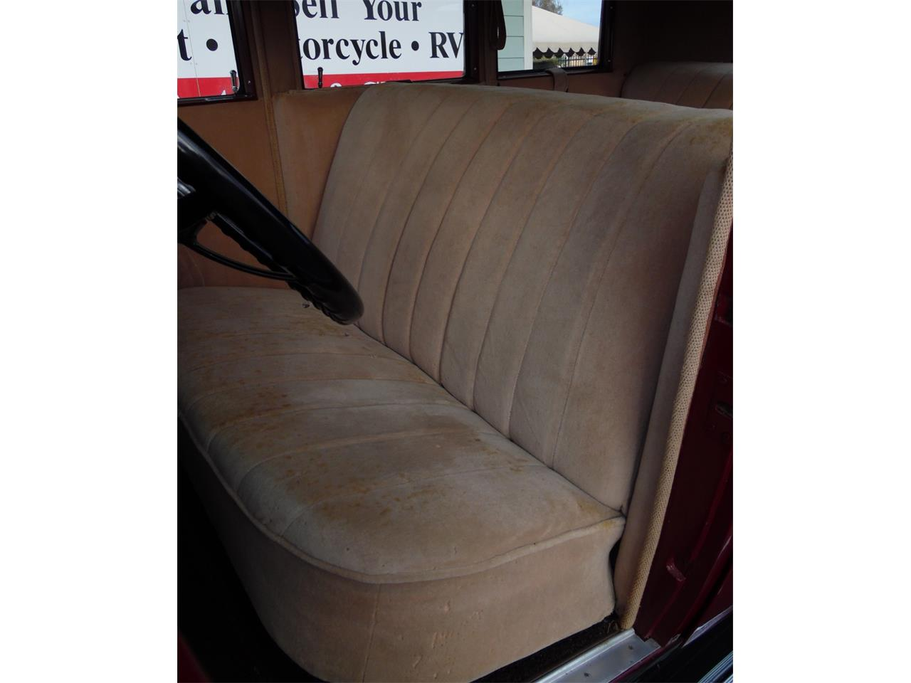 Large Picture of Classic '25 Willys Sedan located in Redlands California - $9,995.00 - MFMK