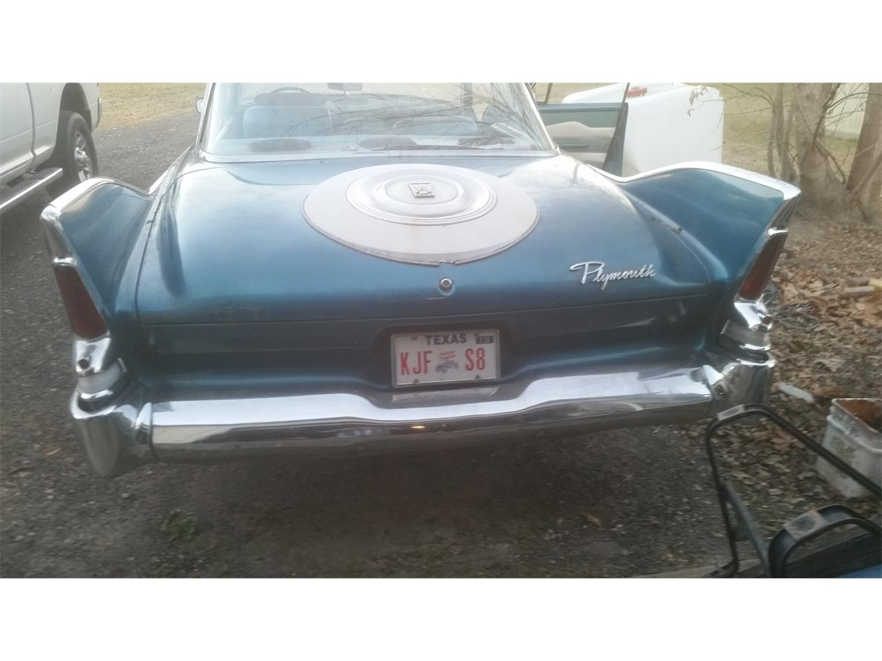 Large Picture of '60 Fury - MFMN
