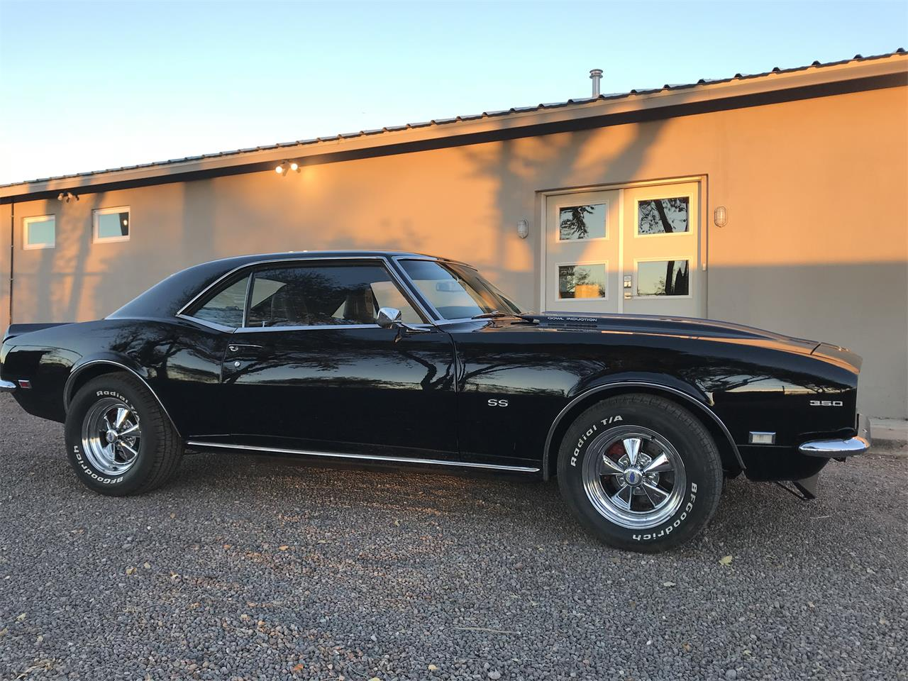 For Sale: 1968 Chevrolet Camaro RS/SS in Marfa , Texas
