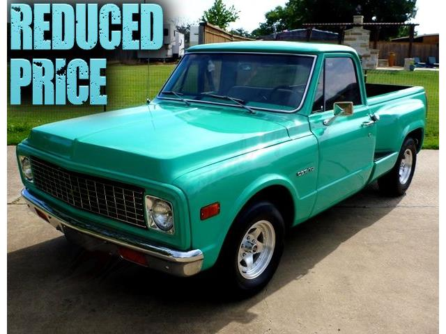 Picture of 1971 Chevrolet C10 - $20,995.00 Offered by  - MFMX