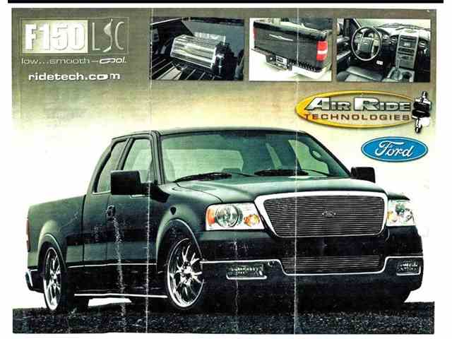 Picture of 2004 F150 located in Hilton New York Offered by  - MFN8