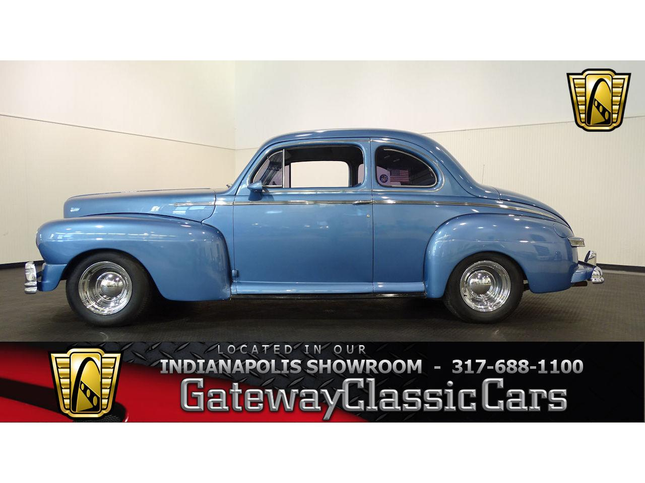 Large Picture of 1947 Mercury Coupe located in Indiana - $19,995.00 - MFNJ