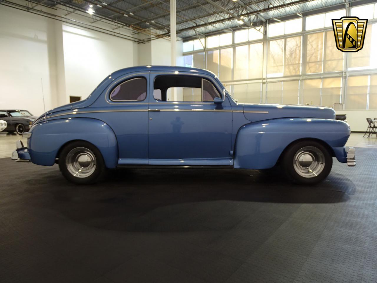 Large Picture of '47 Mercury Coupe located in Indianapolis Indiana - $19,995.00 Offered by Gateway Classic Cars - Indianapolis - MFNJ