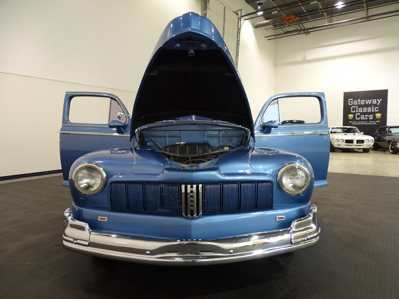 Large Picture of Classic 1947 Mercury Coupe located in Indianapolis Indiana - $19,995.00 Offered by Gateway Classic Cars - Indianapolis - MFNJ