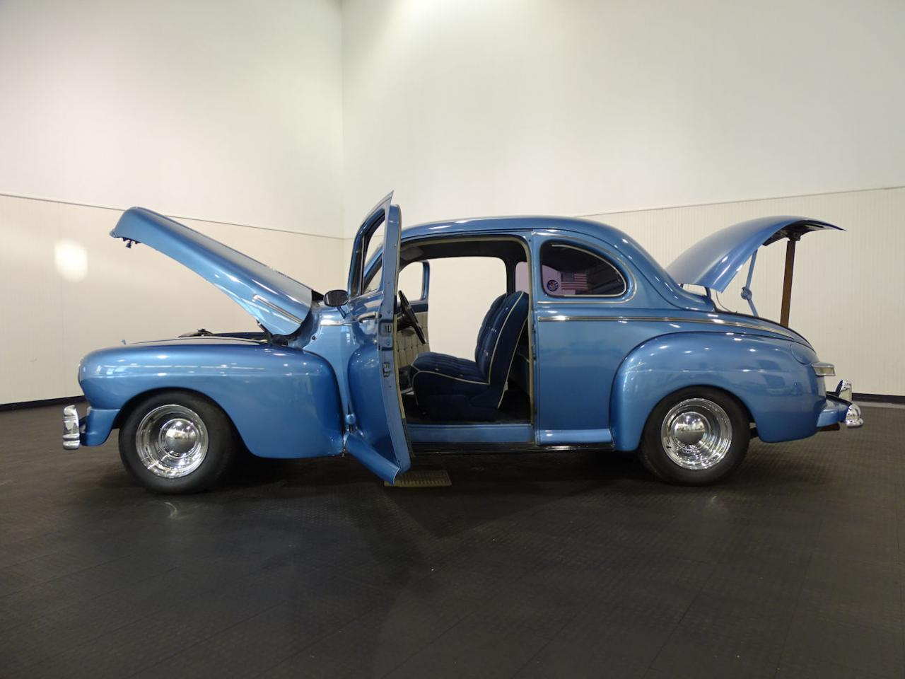 Large Picture of 1947 Mercury Coupe - MFNJ