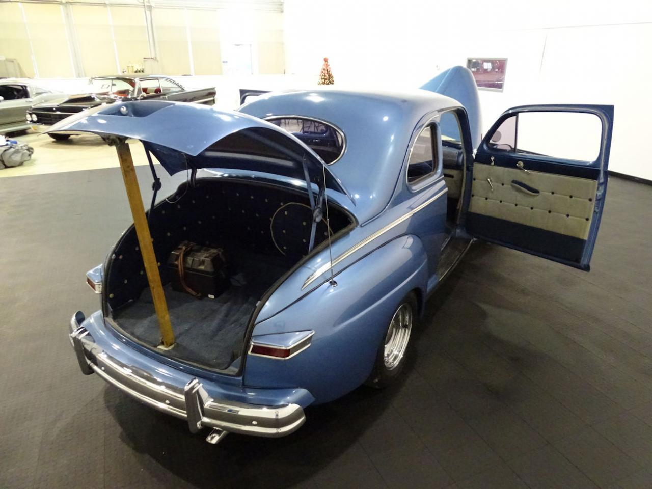 Large Picture of '47 Mercury Coupe located in Indiana Offered by Gateway Classic Cars - Indianapolis - MFNJ