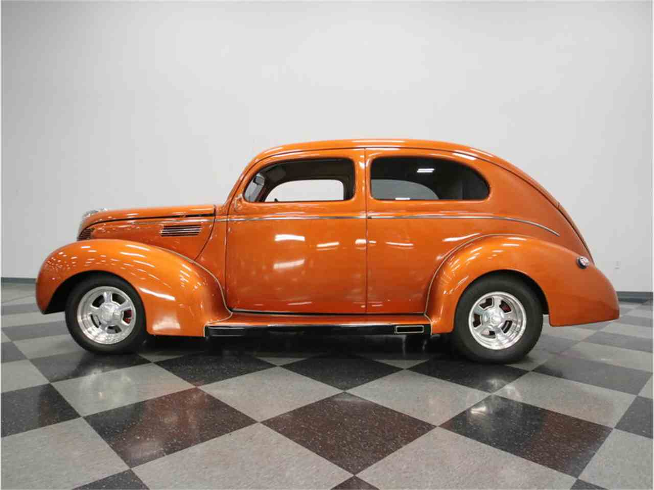 Large Picture of '39 Sedan - MFNK