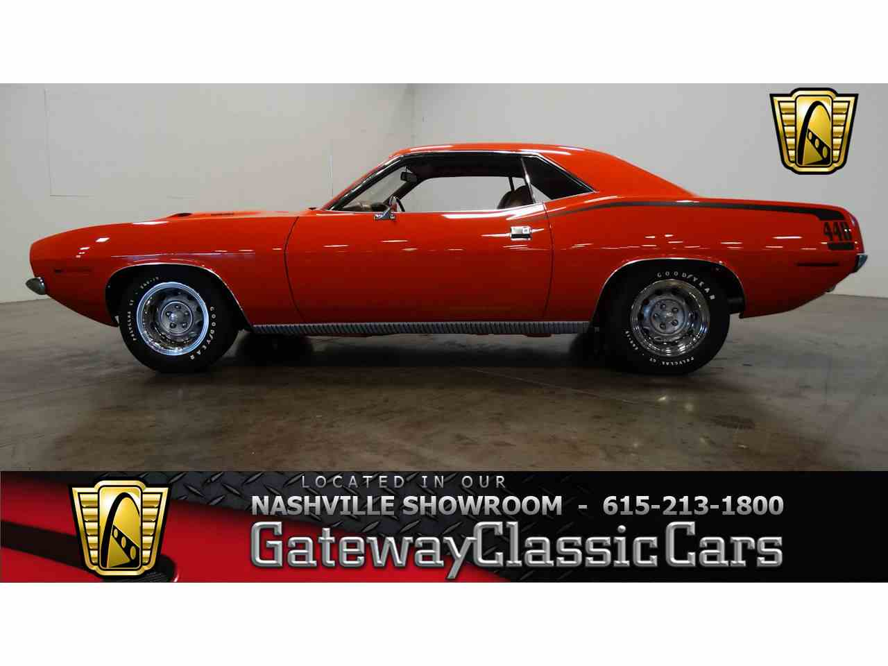 1970 Plymouth Cuda for Sale | ClassicCars.com | CC-1046725