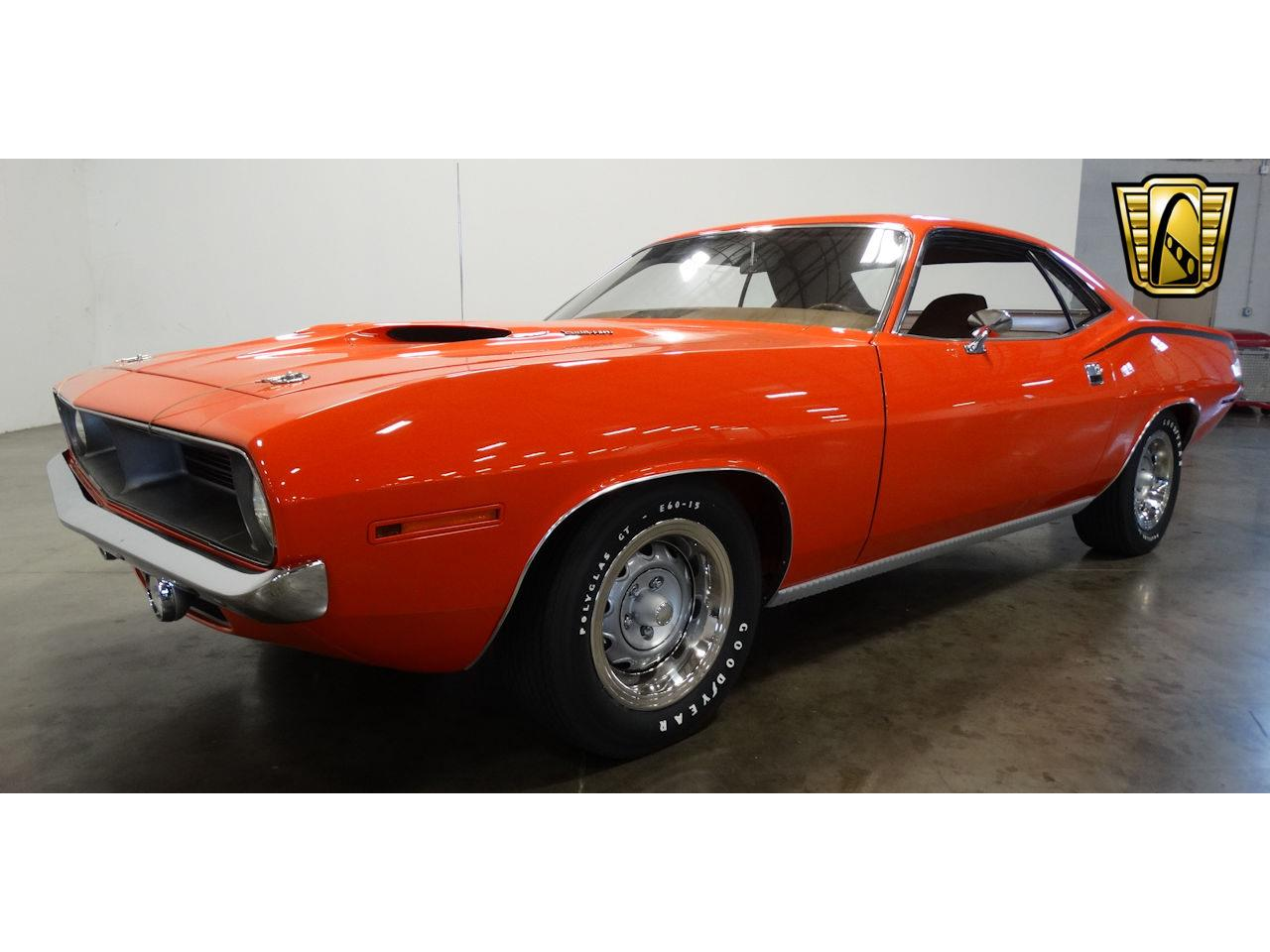 Large Picture of Classic '70 Plymouth Cuda - $162,000.00 - MFNP