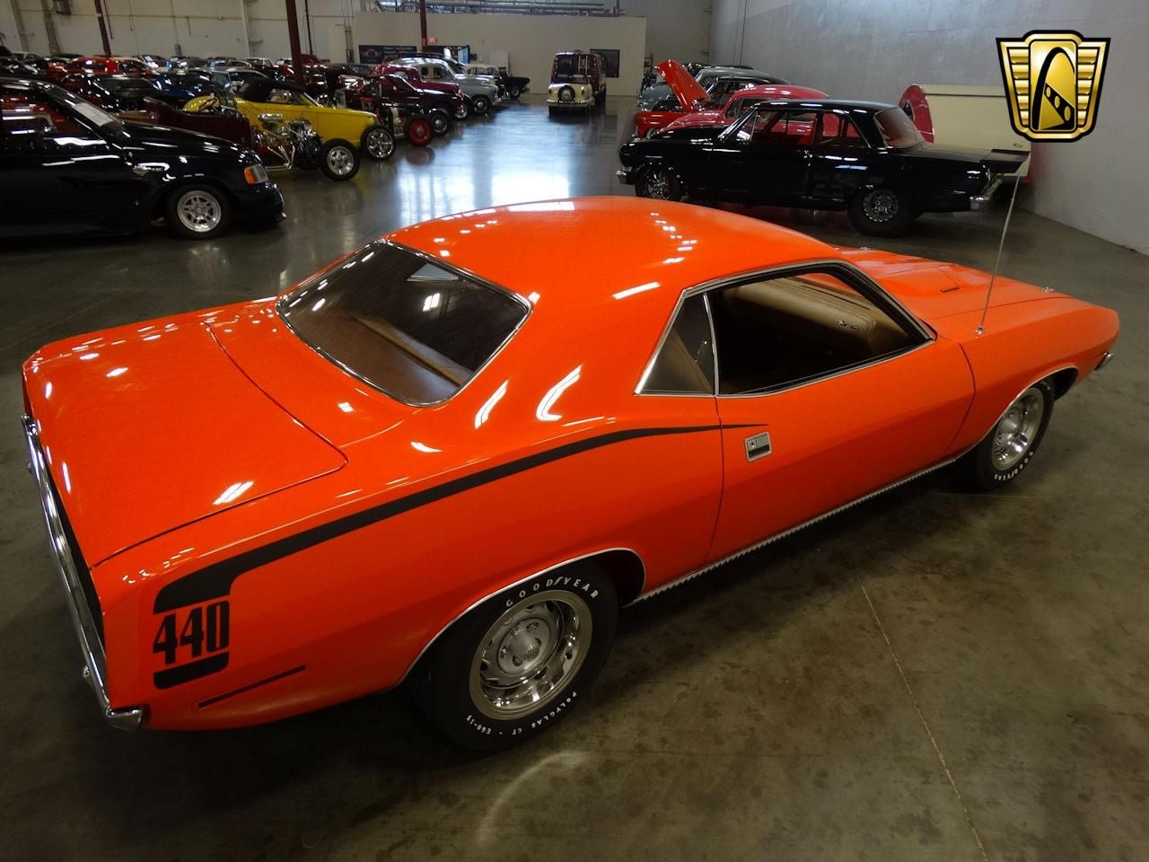 Large Picture of Classic '70 Plymouth Cuda Offered by Gateway Classic Cars - Nashville - MFNP