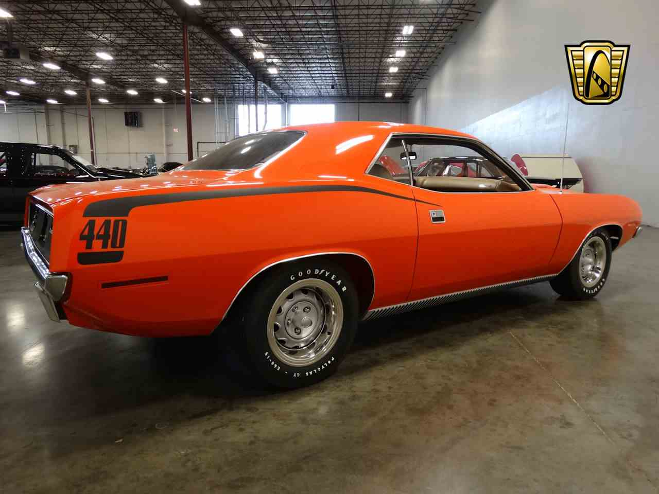Large Picture of '70 Cuda - MFNP