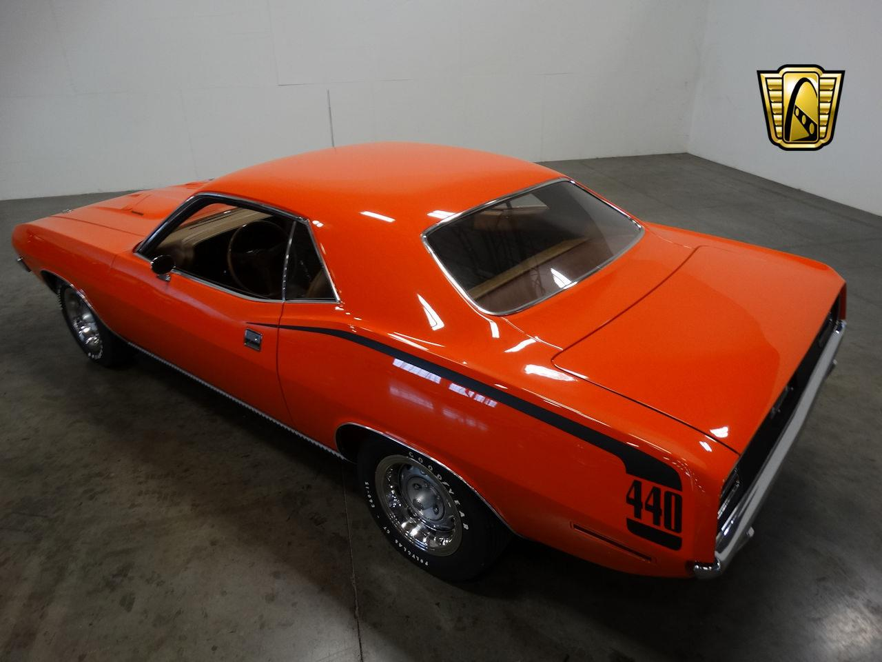 Large Picture of Classic 1970 Plymouth Cuda located in Tennessee Offered by Gateway Classic Cars - Nashville - MFNP