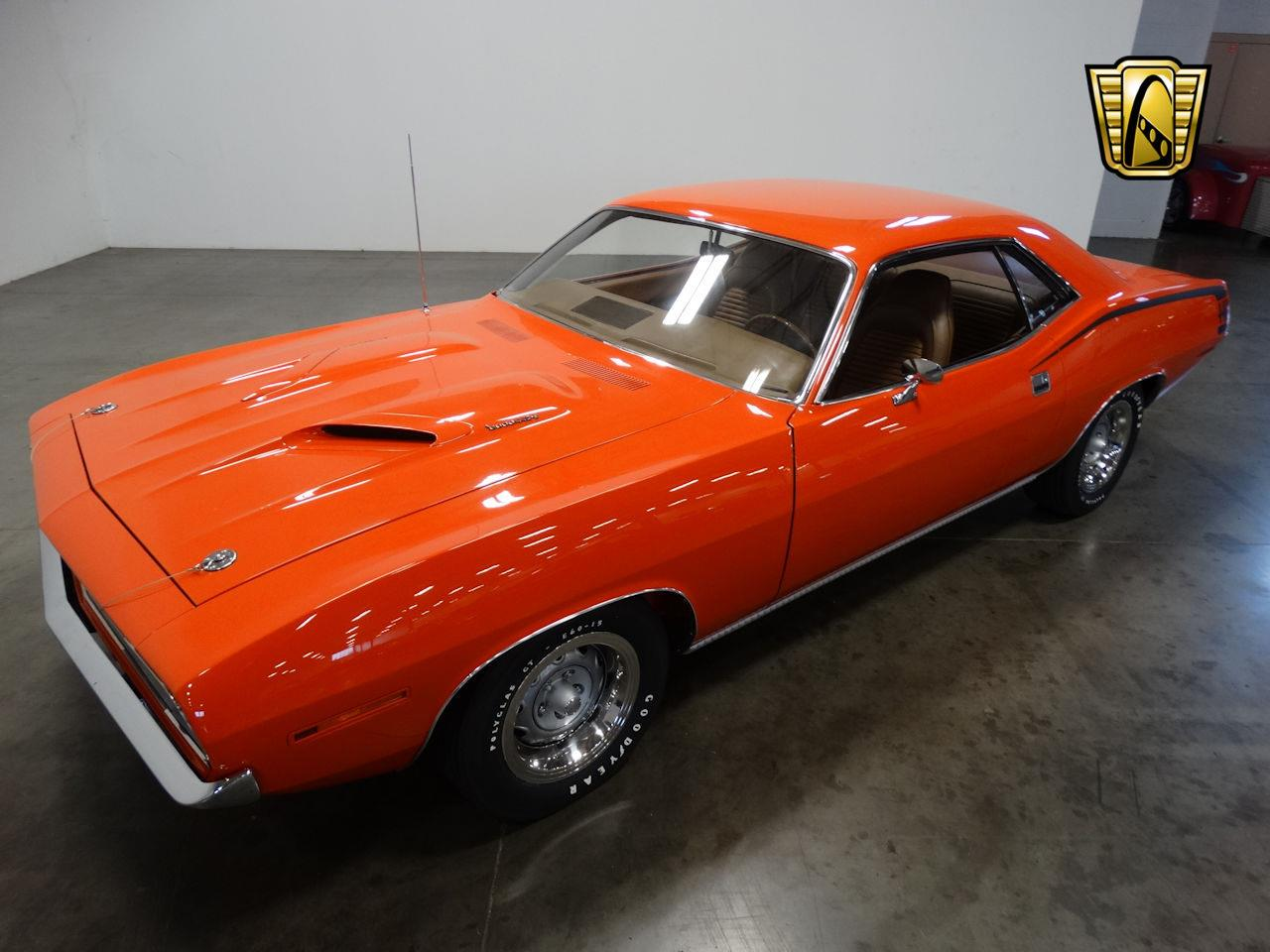 Large Picture of Classic '70 Cuda located in Tennessee - $162,000.00 Offered by Gateway Classic Cars - Nashville - MFNP