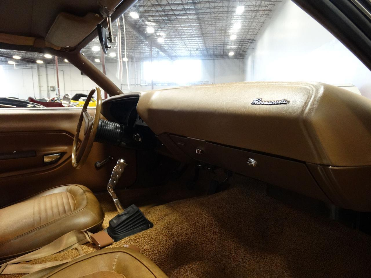 Large Picture of Classic 1970 Plymouth Cuda Offered by Gateway Classic Cars - Nashville - MFNP