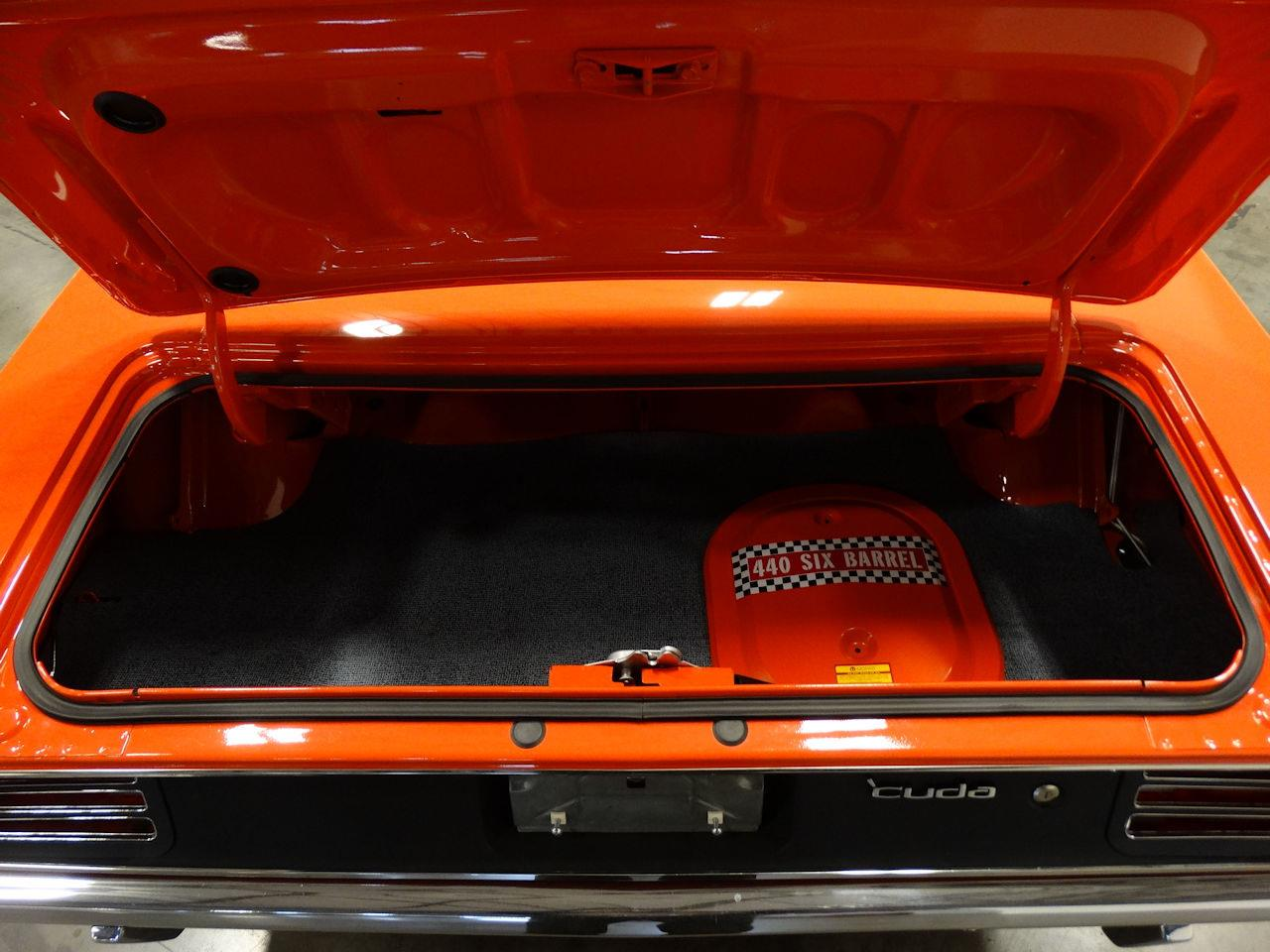 Large Picture of Classic '70 Plymouth Cuda - $162,000.00 Offered by Gateway Classic Cars - Nashville - MFNP
