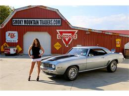 Picture of Classic '69 Camaro Z28 - $82,995.00 - MFNS