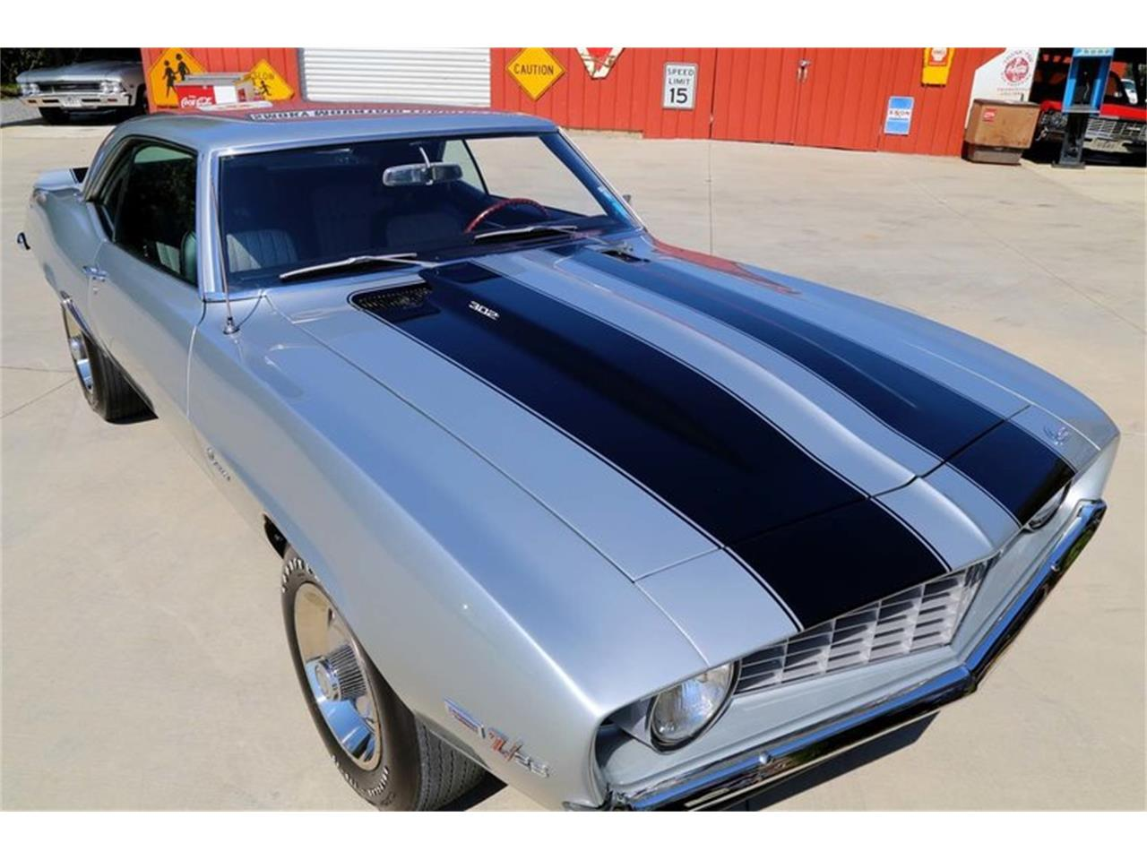 Large Picture of '69 Chevrolet Camaro Z28 - $82,995.00 Offered by Smoky Mountain Traders - MFNS