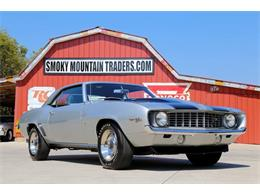 Picture of Classic 1969 Chevrolet Camaro Z28 located in Lenoir City Tennessee Offered by Smoky Mountain Traders - MFNS