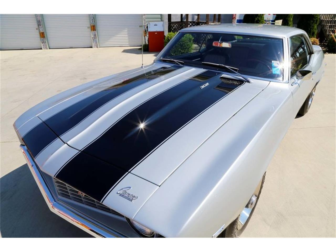 Large Picture of Classic 1969 Camaro Z28 located in Lenoir City Tennessee - $82,995.00 - MFNS