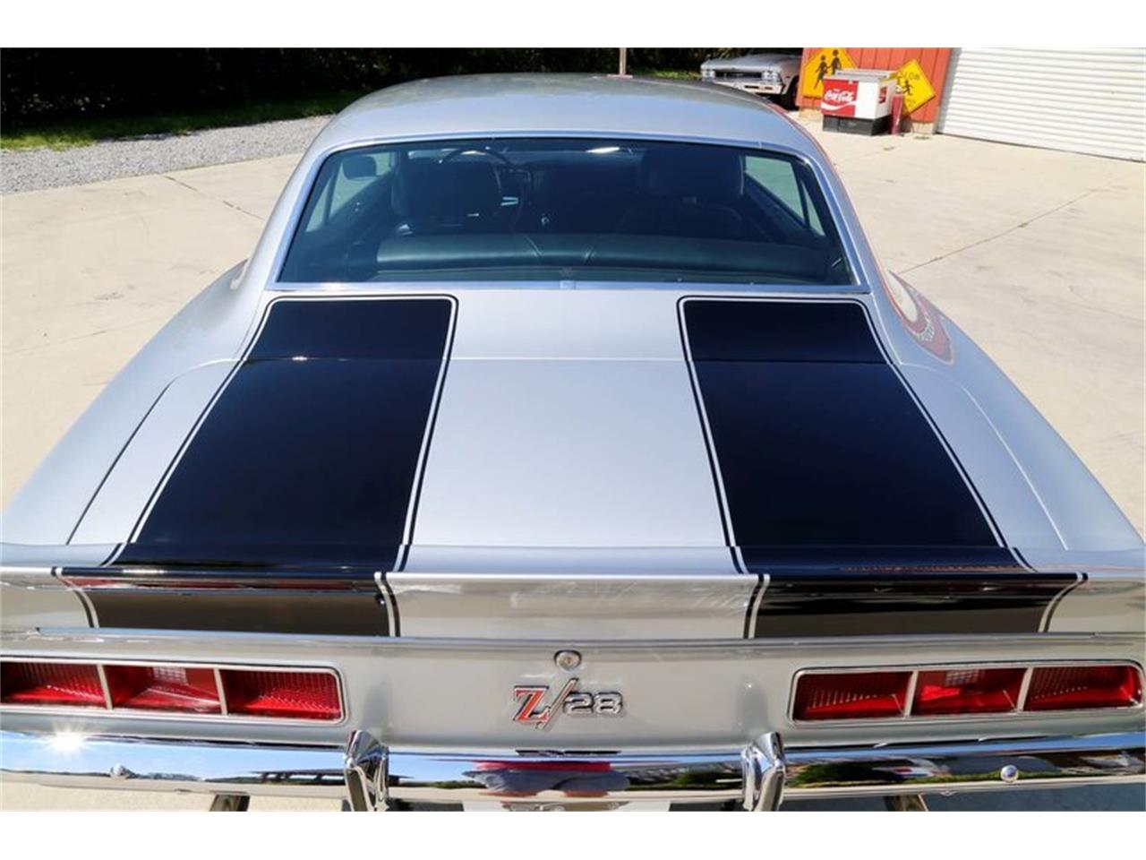Large Picture of '69 Chevrolet Camaro Z28 Offered by Smoky Mountain Traders - MFNS