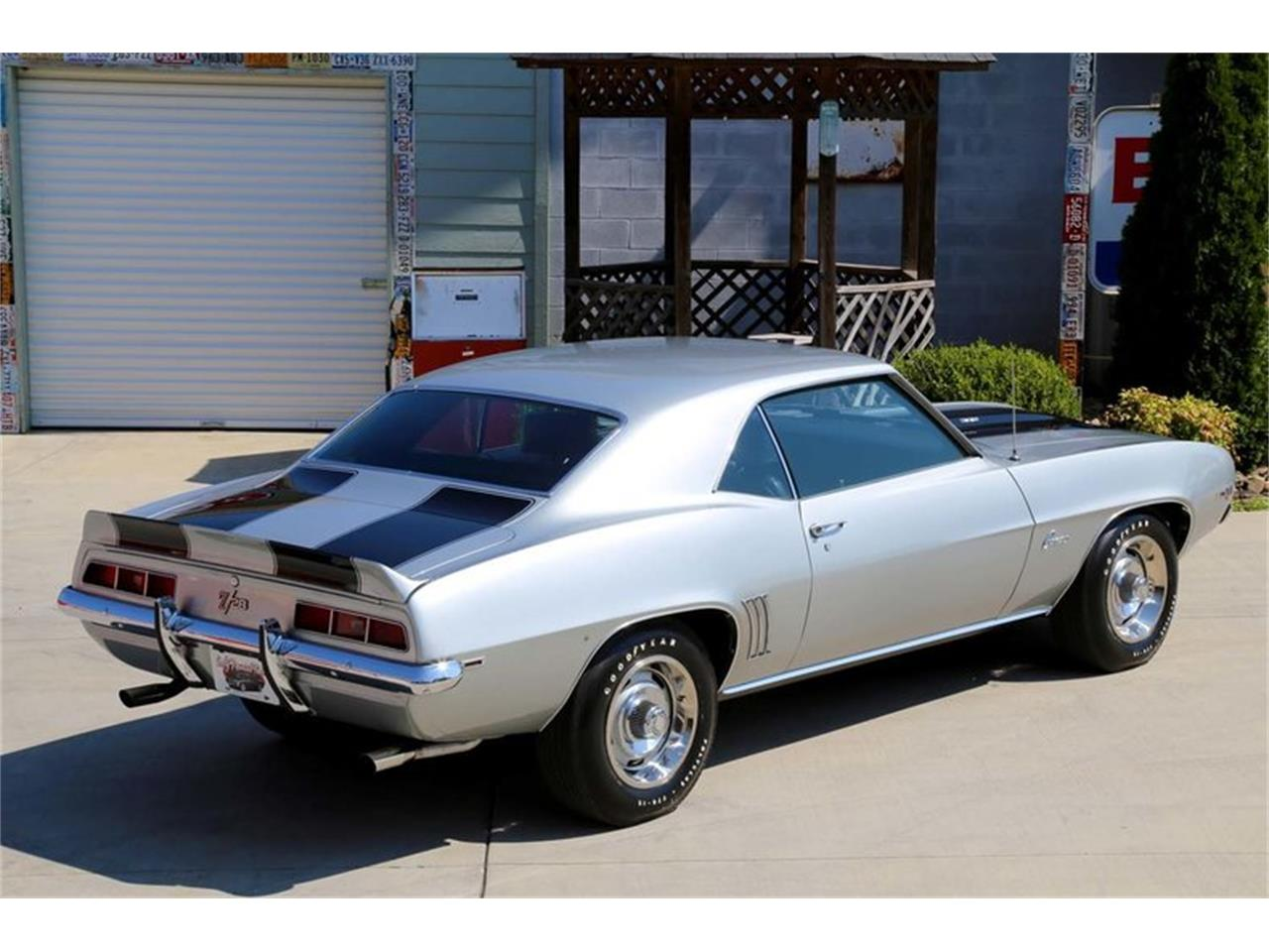 Large Picture of Classic '69 Camaro Z28 located in Tennessee - $82,995.00 - MFNS