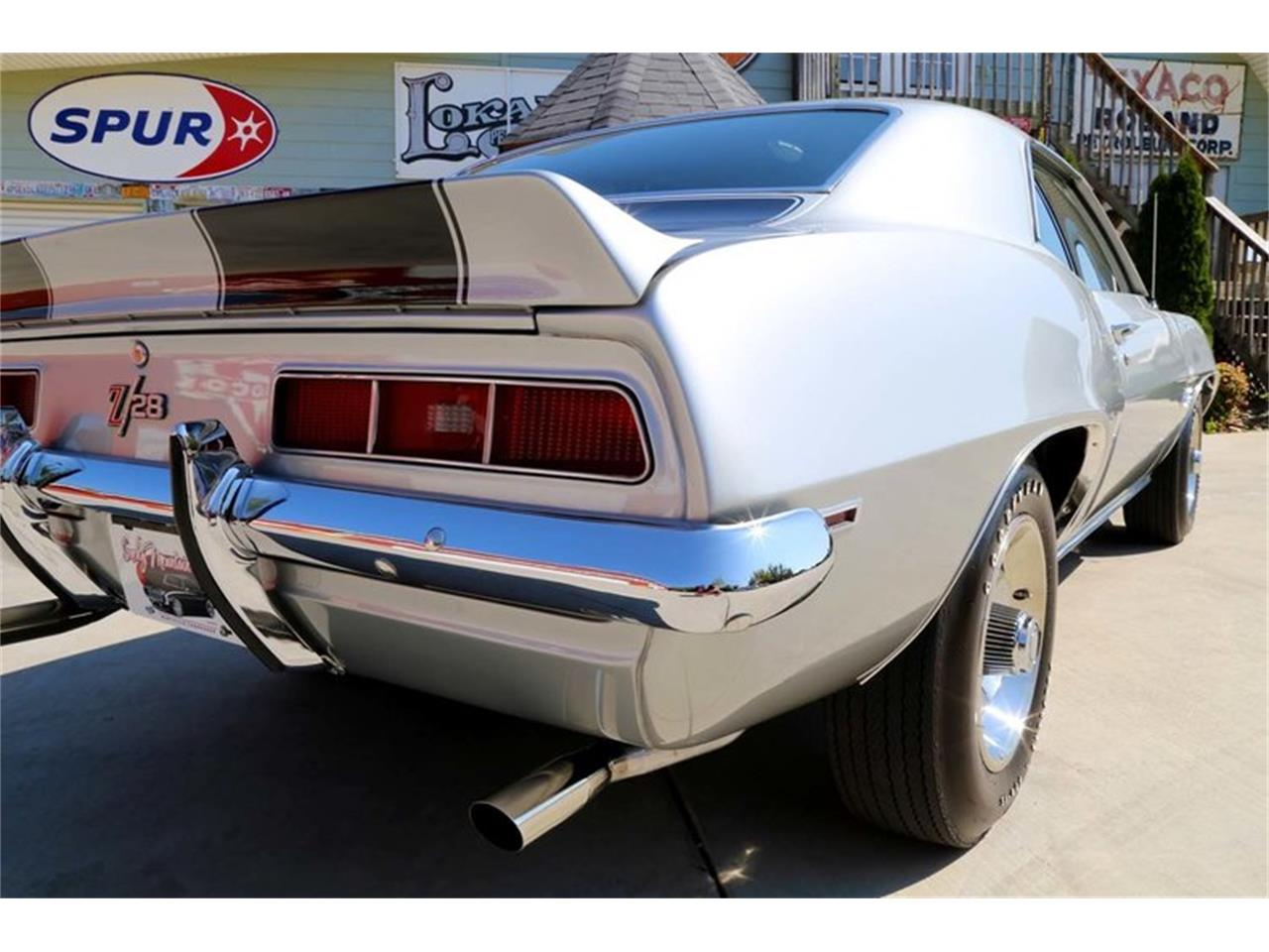 Large Picture of '69 Chevrolet Camaro Z28 located in Lenoir City Tennessee Offered by Smoky Mountain Traders - MFNS
