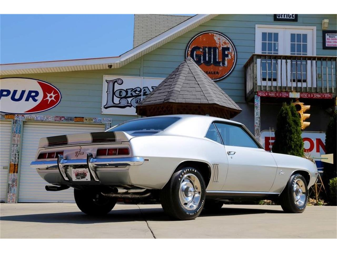 Large Picture of '69 Camaro Z28 located in Tennessee - $82,995.00 - MFNS