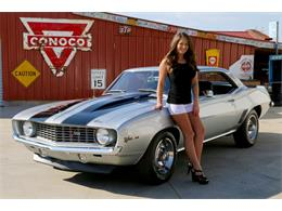 Picture of 1969 Camaro Z28 located in Lenoir City Tennessee - MFNS