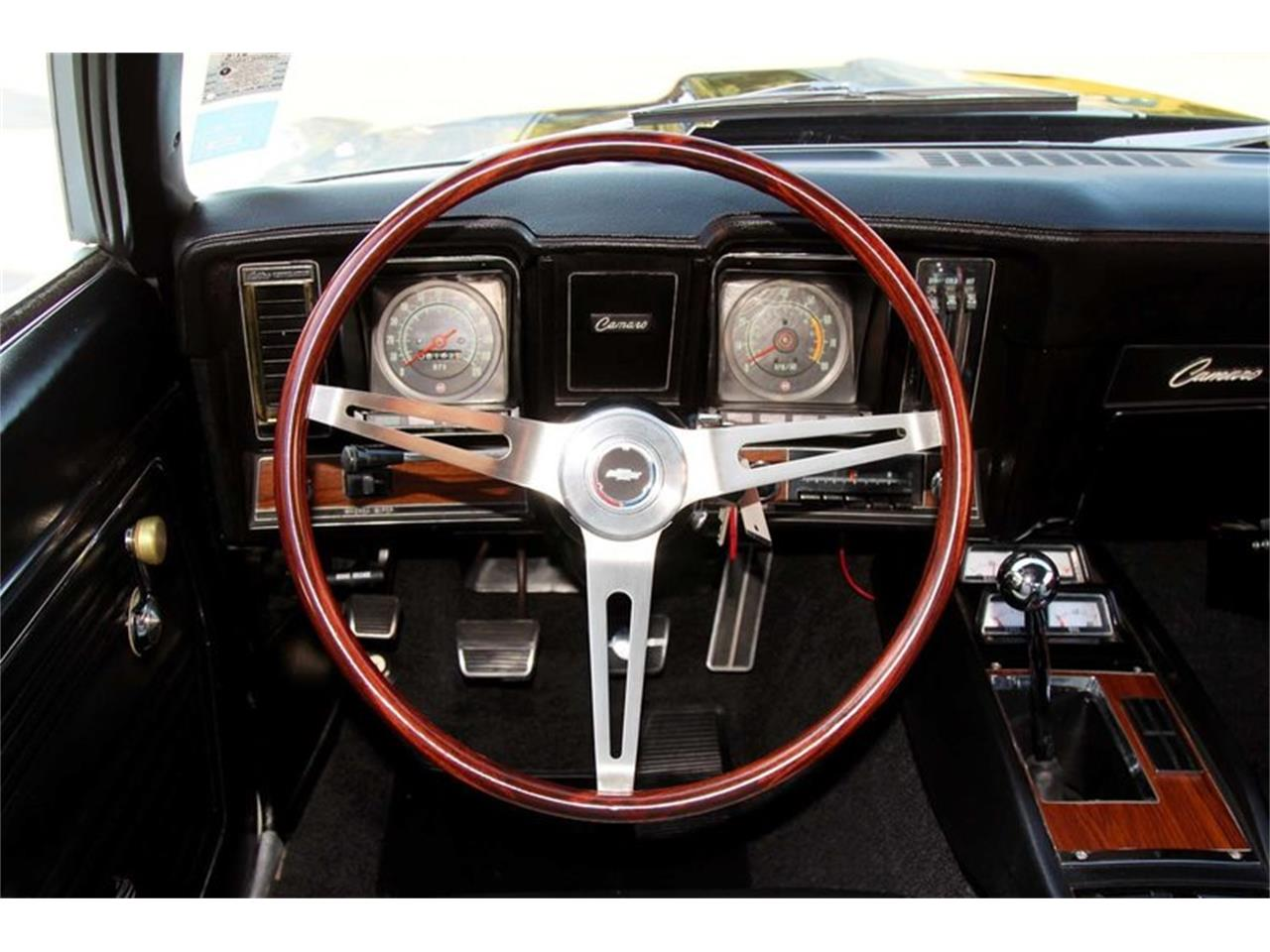 Large Picture of Classic '69 Chevrolet Camaro Z28 located in Lenoir City Tennessee - $82,995.00 - MFNS