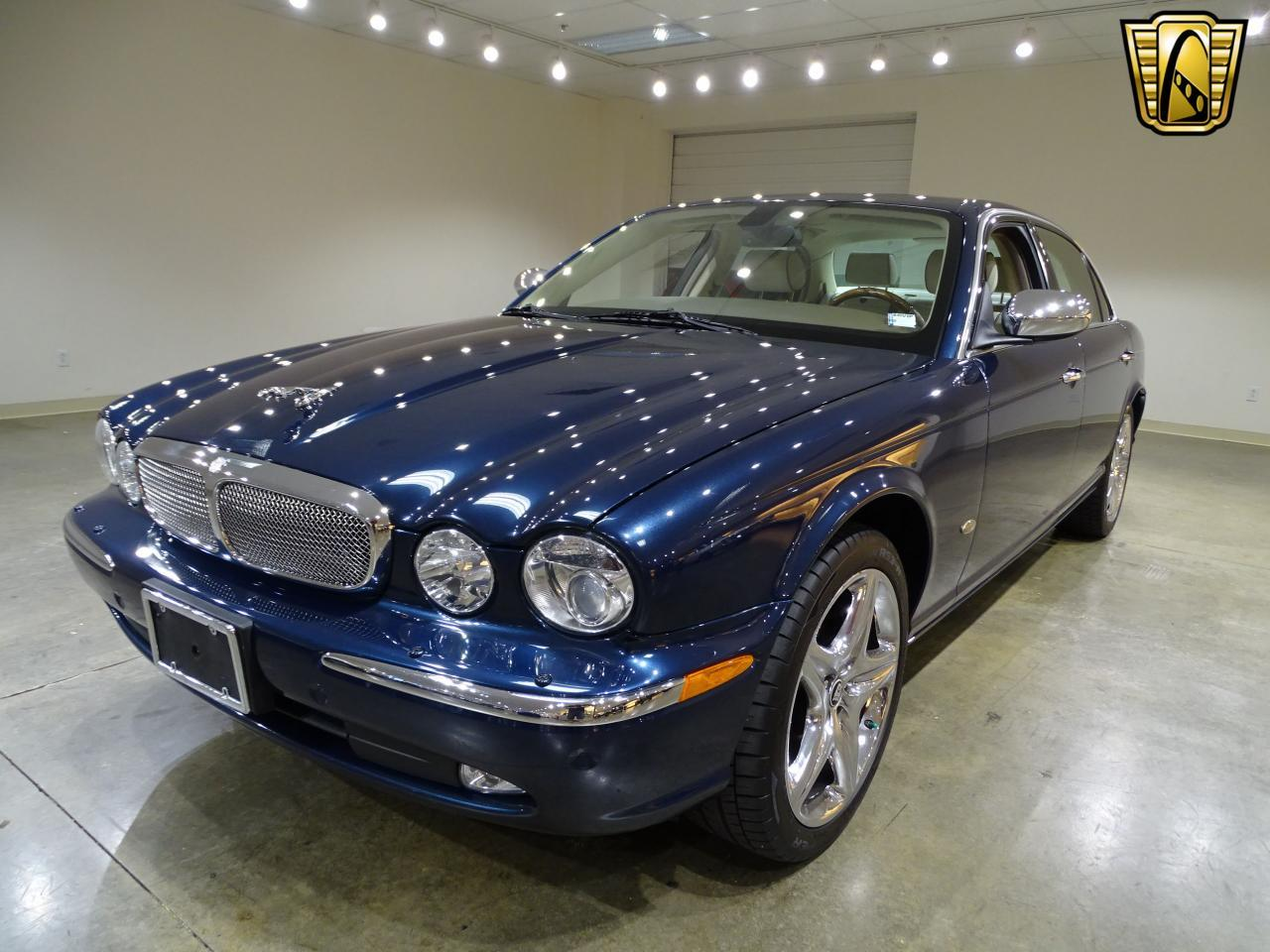 Large Picture of '06 XJ8 - MFNT